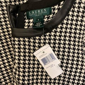 Lauren Ralph Lauren Dresses - Lauren | Ralph Lauren Houndstooth Sweater Dress